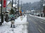 ご近所一斉雪かき